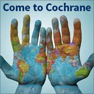 See how to join Cochrane community