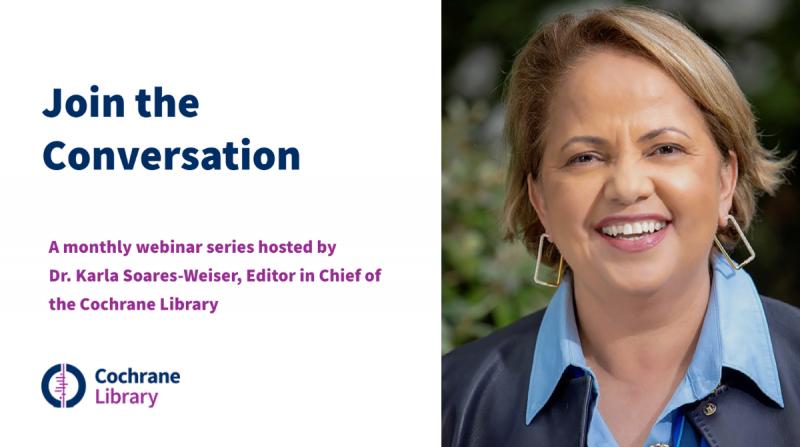 Join the Conversation webinar series