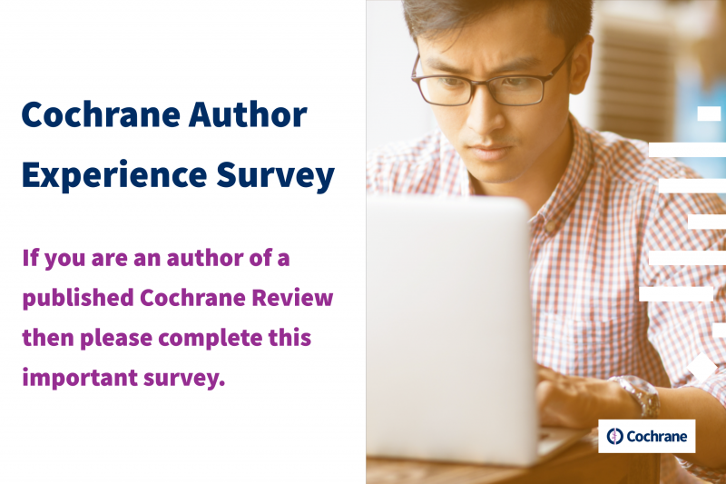 Author survey